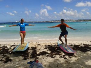 Learn to surf and SUP at popular spots with kiteboarding barbados